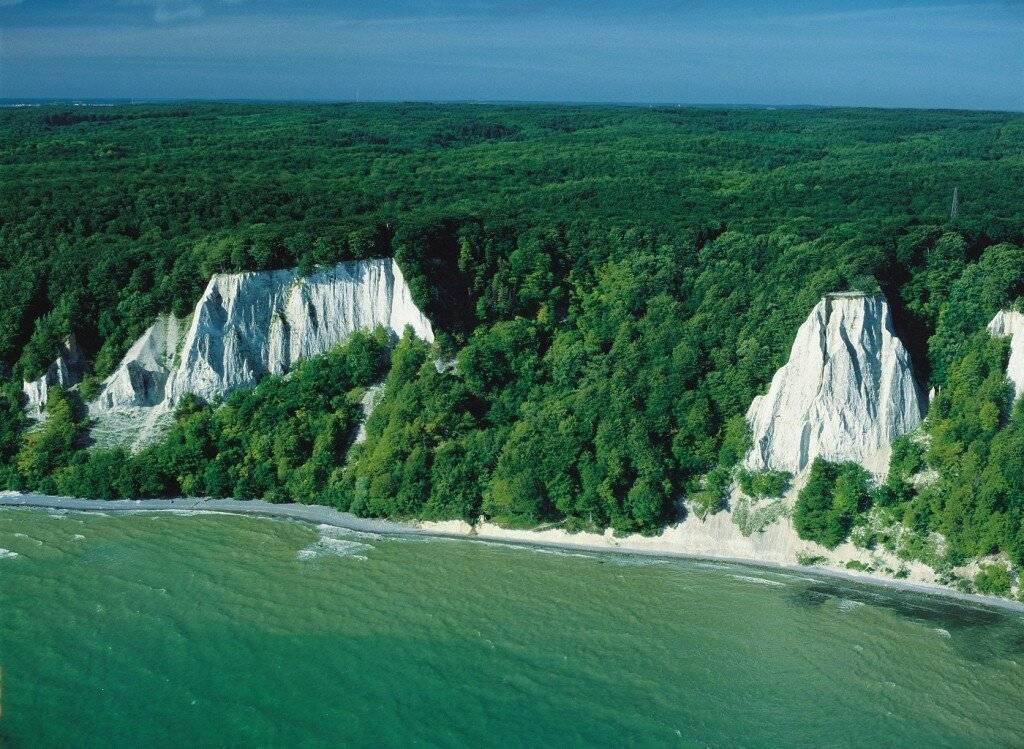 Остров рюген: достопримечательности, их фото и интересные факты
