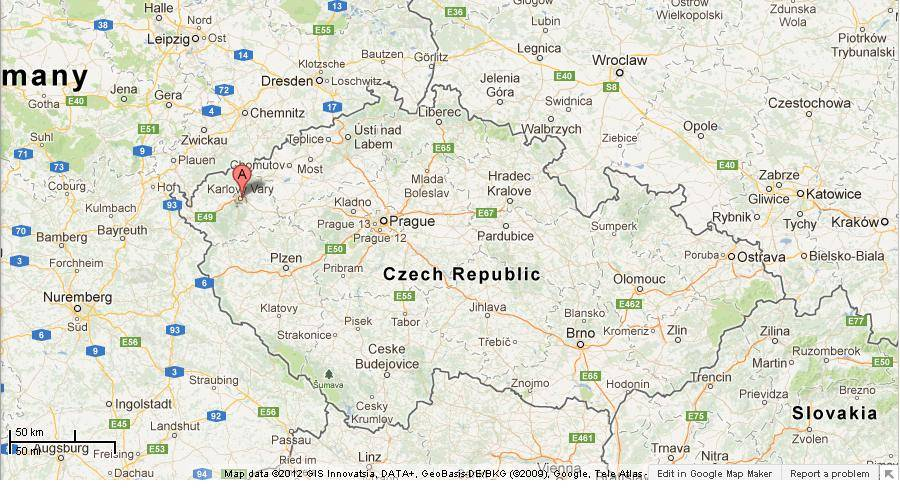 Аэропорты чехии - чехия