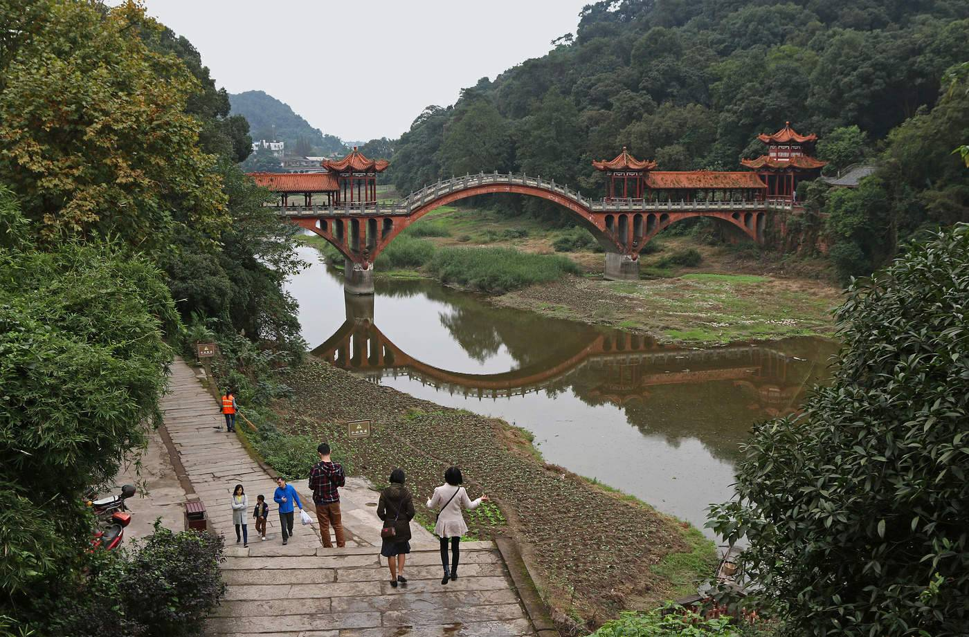 Ухань китай — что посетить?