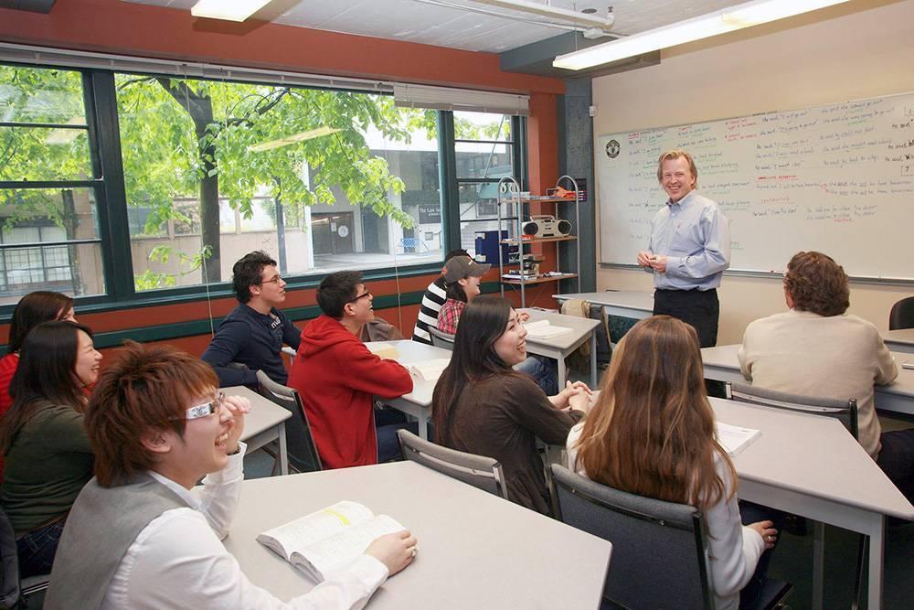 Обучение английскому языку за рубежом, стоимость