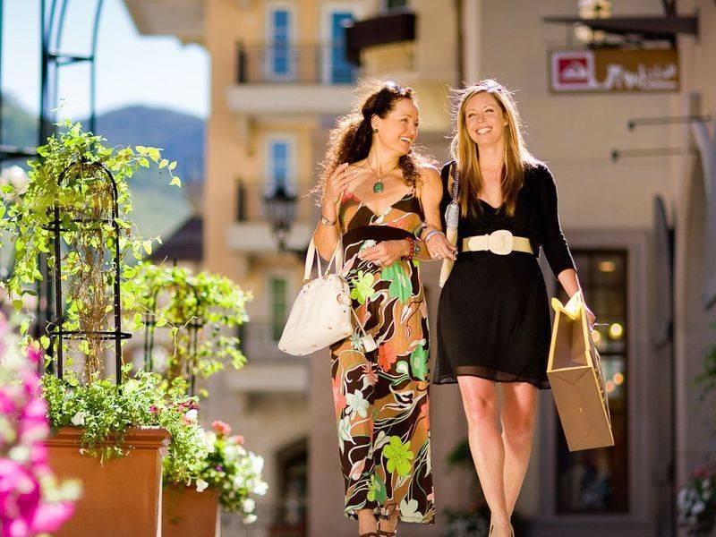 Особенности шоппинга в Риме