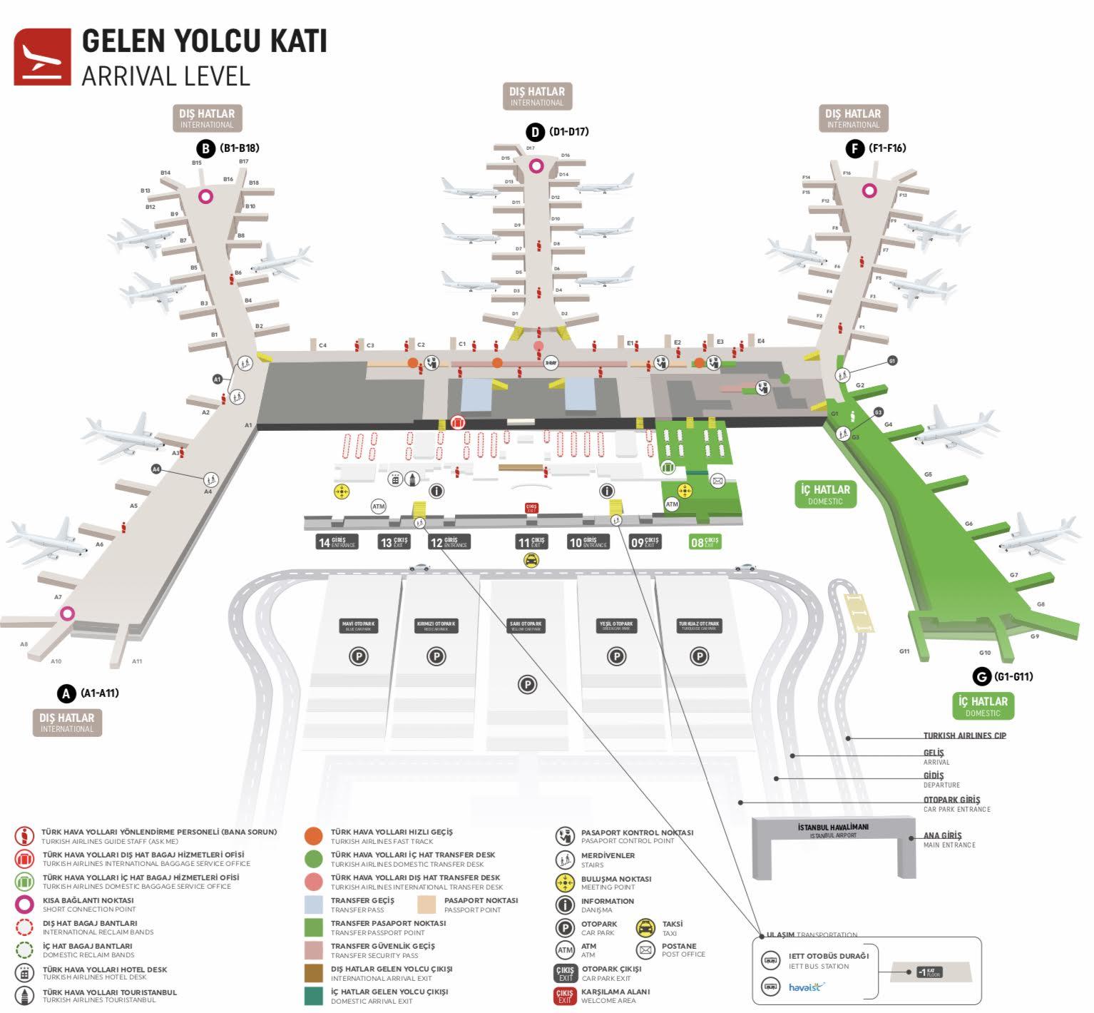 Аэропорты стамбула: ататюрк, сабиха гекчен, новый аэропорт - как добраться до города - 2021