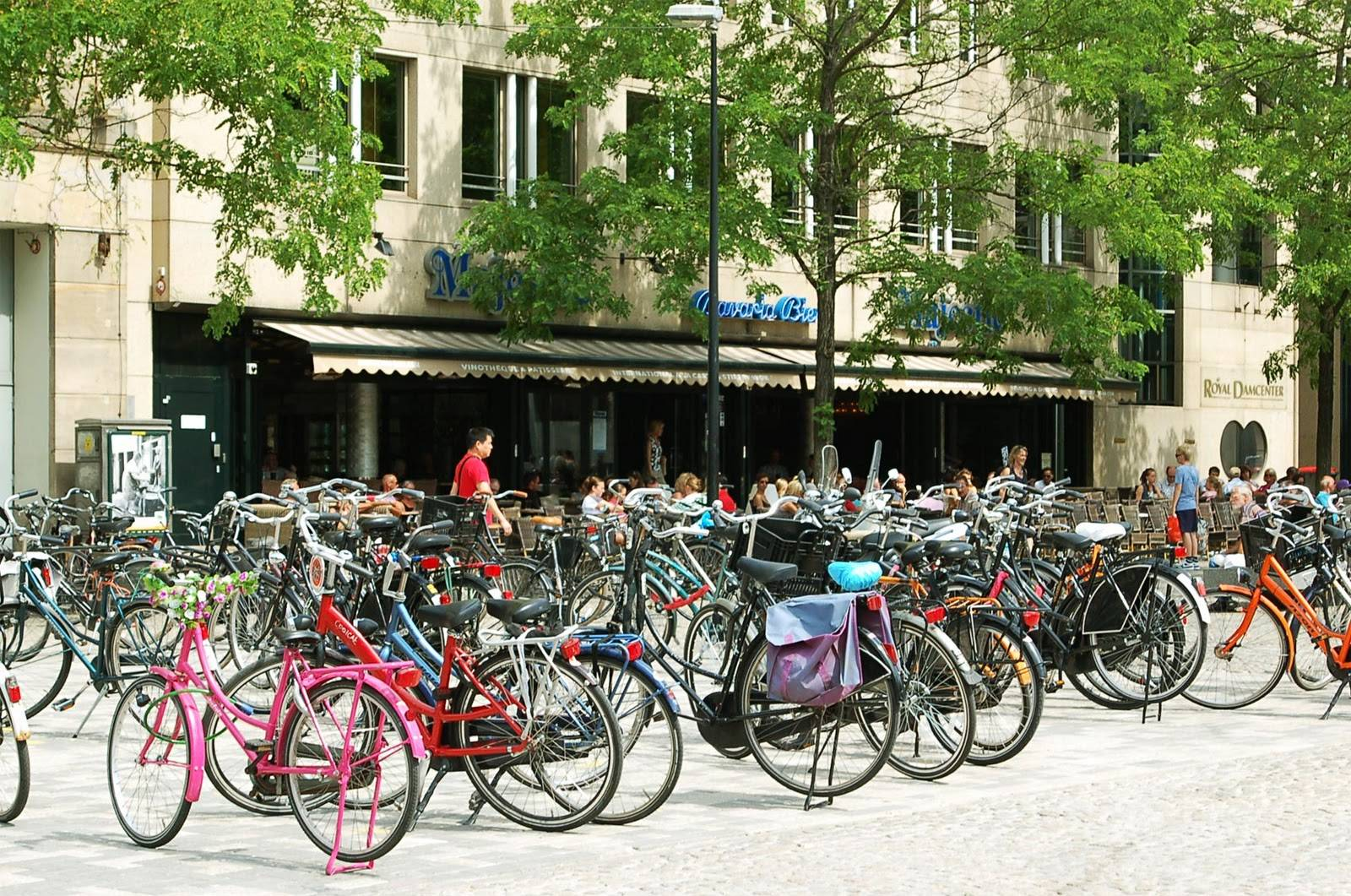 Немцы и велосипеды — полезная информация