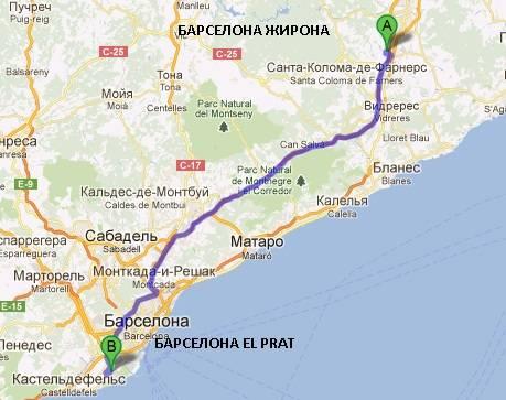 Girona - costa brava (gro): второй аэропорт барселоны - идеи для путешествий