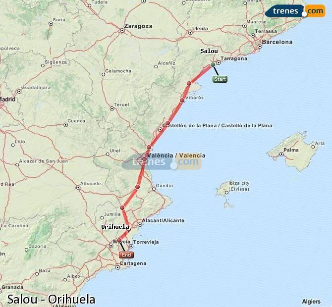 Как добраться из барселоны в таррагону: поезд, автобус, машина