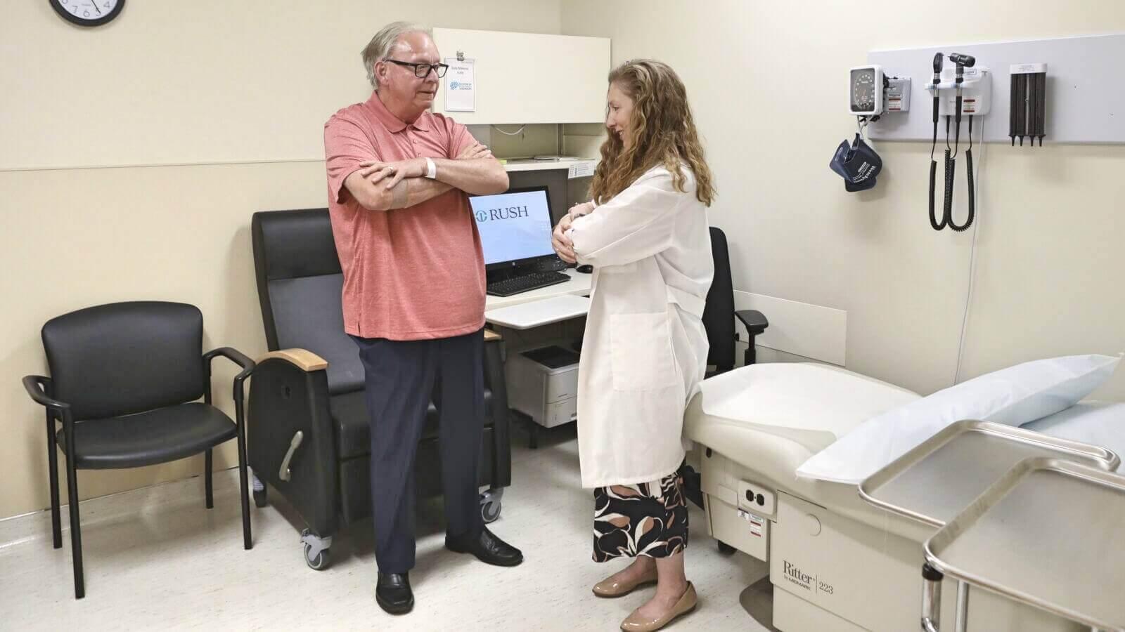 Лечение рака крови в клиниках Израиля