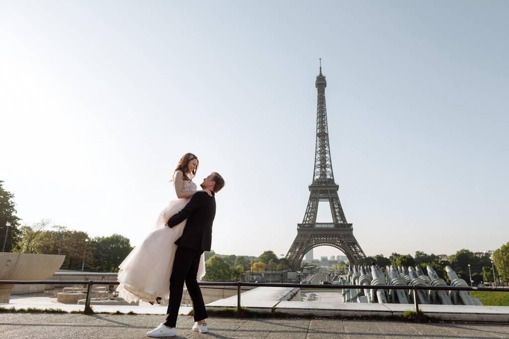 Французская свадьба - традиции и последовательность ритуалов