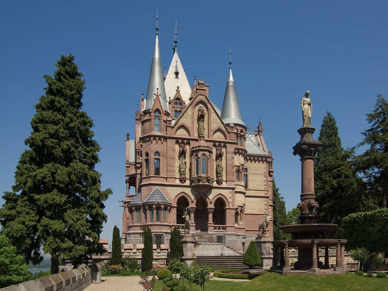 Замок драхенфельс (burg drachenfels) описание и фото - германия: северный рейн-вестфалия