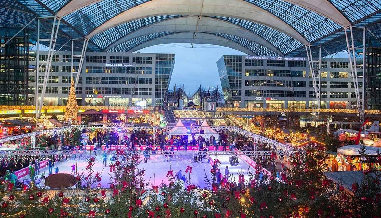 Аэропорт мюнхена и как добраться до города: автобусы, поезд, такси