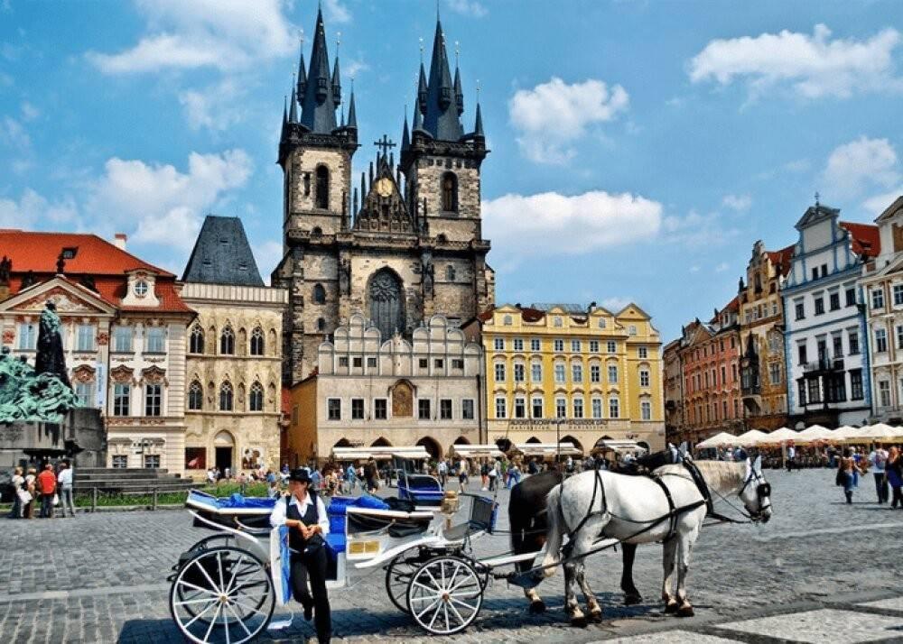 Отдых в германии в октябре 2021 недорого - горящие туры на tripvariator россия
