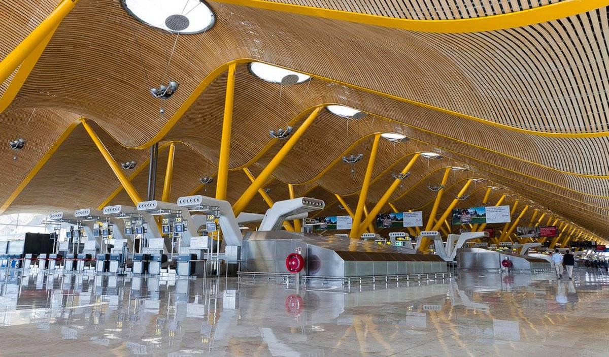 Аэропорт барахас в мадриде — схема и терминалы, табло вылетов и прилётов, отзывы пассажиров
