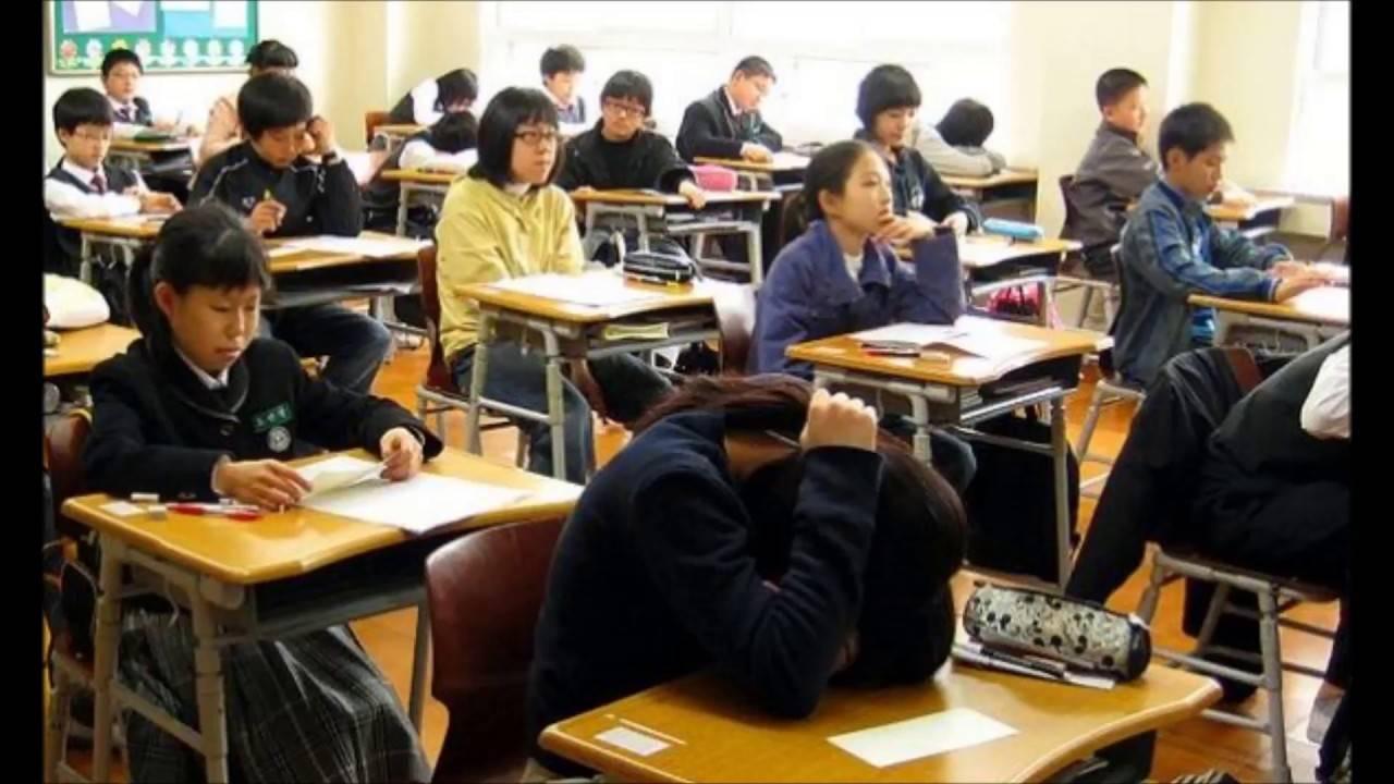 Развитие системы образования кореи