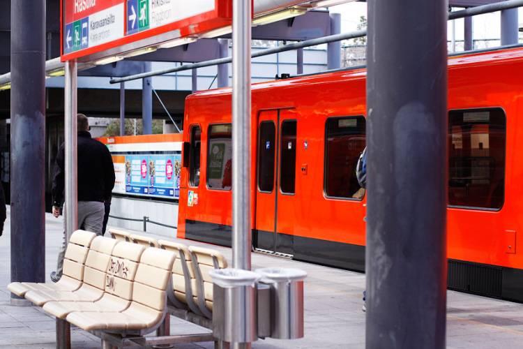 Метро в хельсинки – любимый вид общественного транспорта