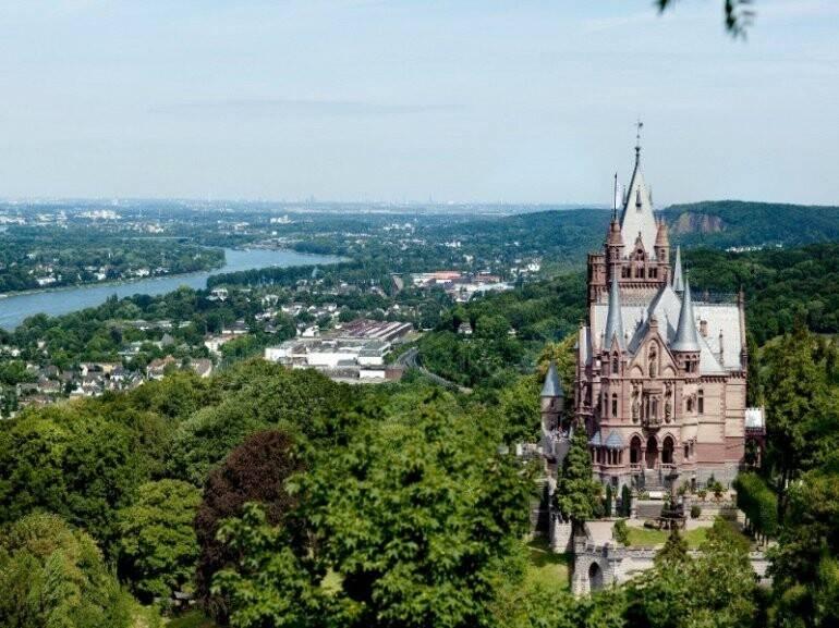 15 самых красивых замков германии - рейтинг 2020