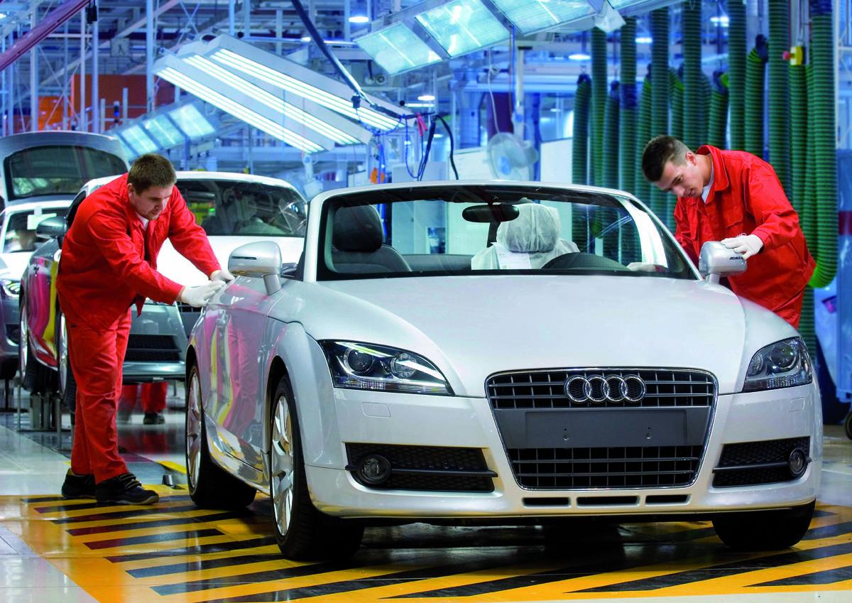 Покупка автомобиля ауди в германии