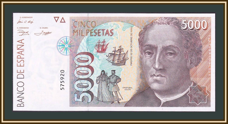 Валюта испании – современное положение и экскурс в историю