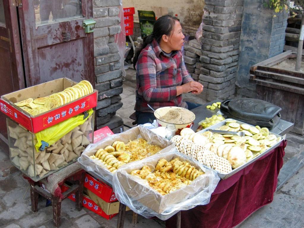 Цены на еду в китае в кафе и ресторанах (гуанчжоу)