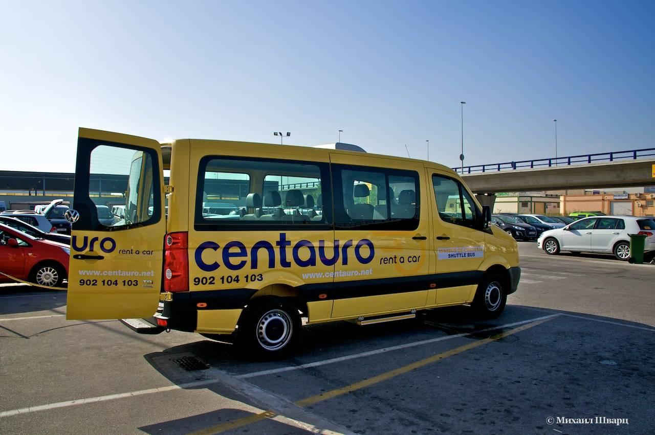 Советы по аренде авто в Малаге