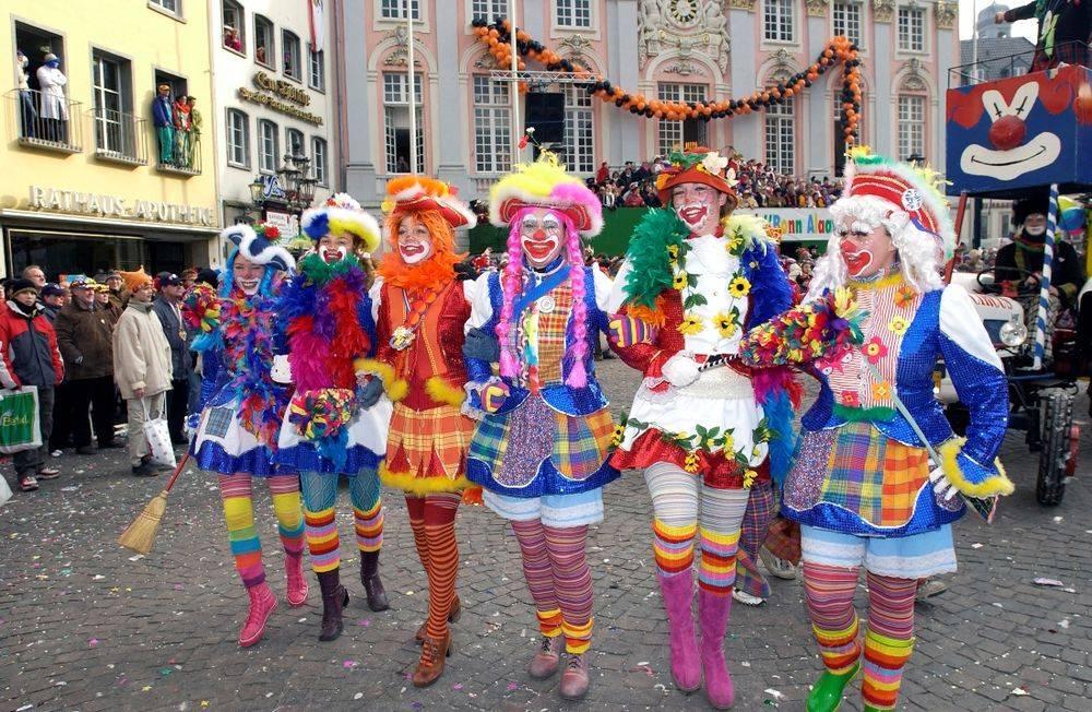 Пятое время года: карнавал! · живой берлин · взгляд из столицы европы