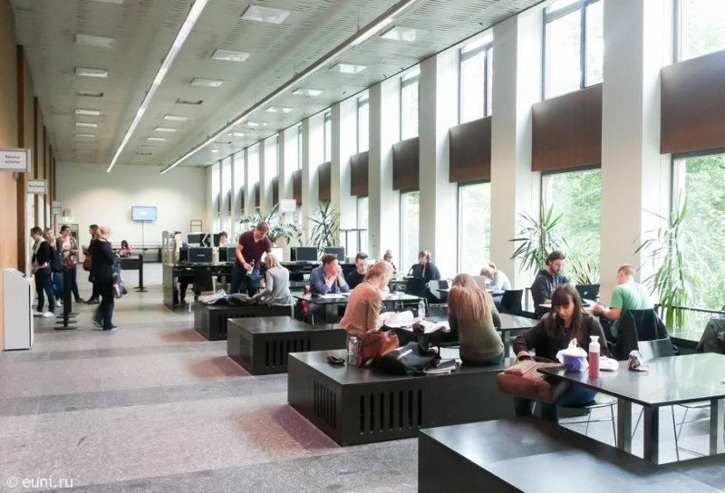 Поступление и обучение в мюнхенском университете людвига-максимилиана в 2021 году
