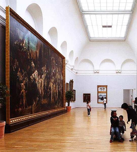 Европейская живопись второй половины xix века. кунстхалле гамбург. е. гришина.