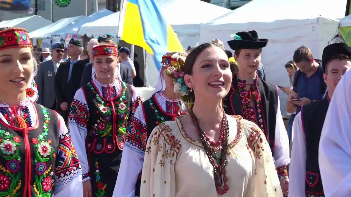 Почему в канаде так много украинцев   русская семерка