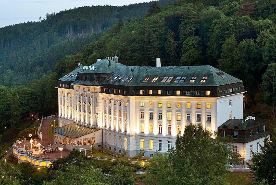 Все курорты чехии - санаторно-курортное лечение