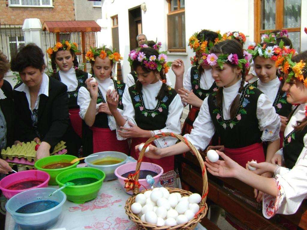 Когда в германии празднуют пасху
