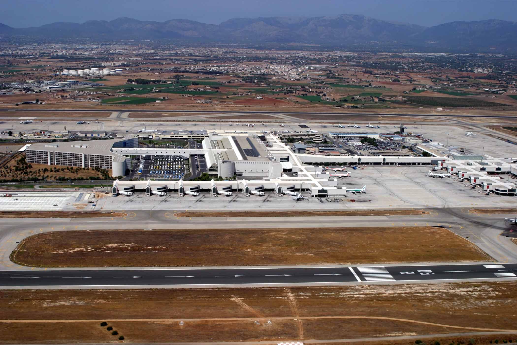 Аэропорт пальма-де-мальорка и как добраться до города и курортов