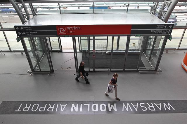 Аэропорт модлин варшава: официальный сайт