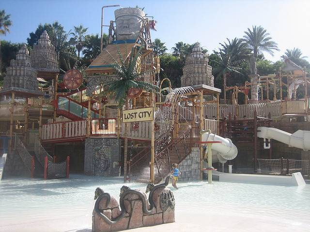Аквапарк «сиам парк» на тенерифе: цены, фото и описание