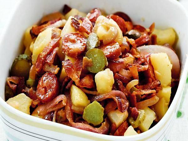 Салат мюнхенский » рецепты - готовим дома | «наобед.kz»