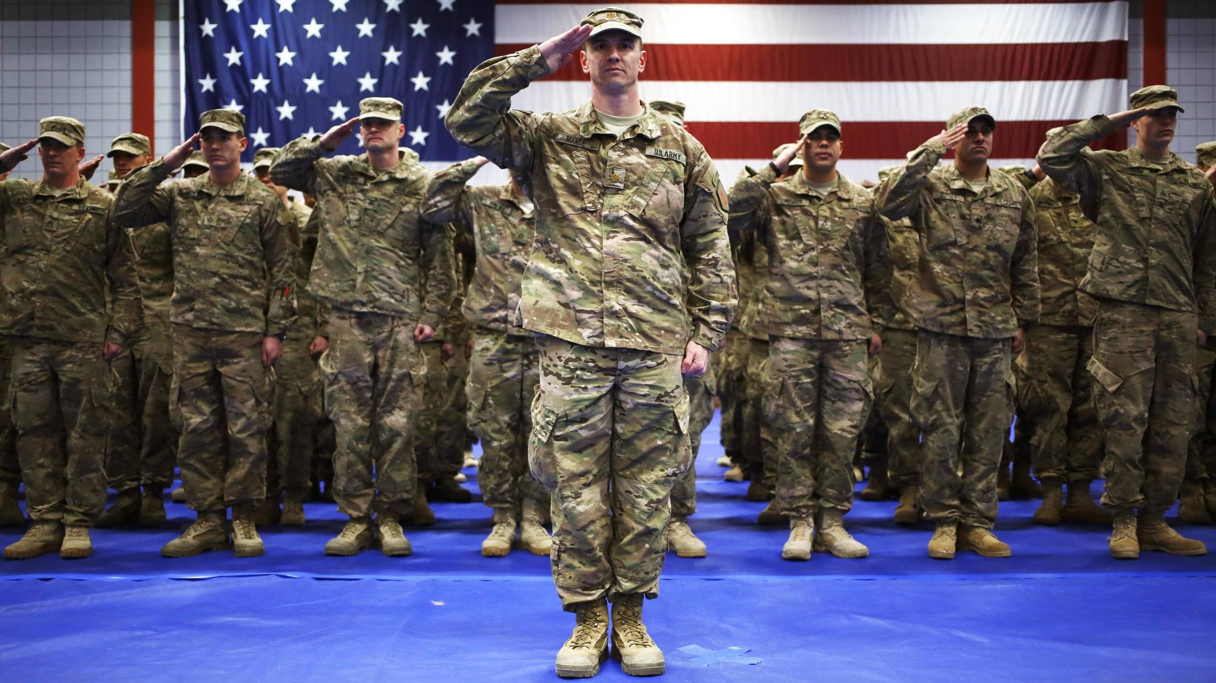 Военная служба в армии сша для русских и украинцев по контракту