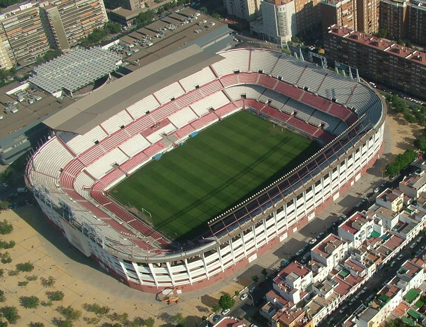 Список футбольных стадионов испании — википедия. что такое список футбольных стадионов испании