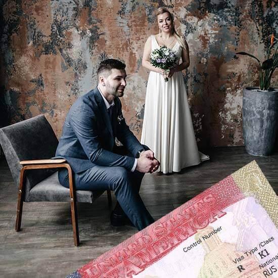 Получение визы невесты в сша – мигранту мир