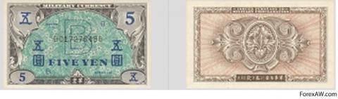 История валют. японская йена