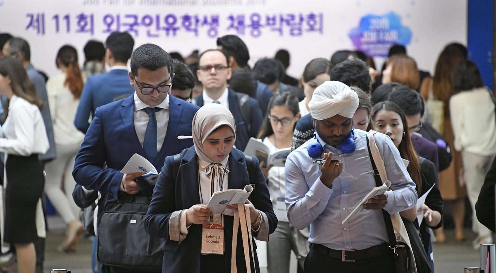 Учёба в корее – выбор вуза