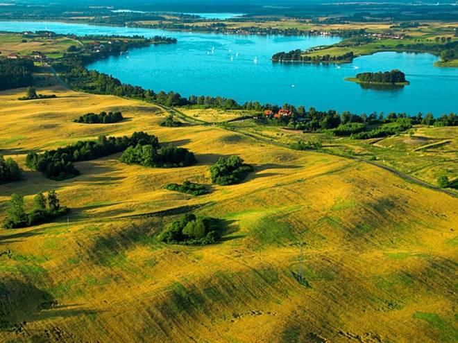 Мазурские озера