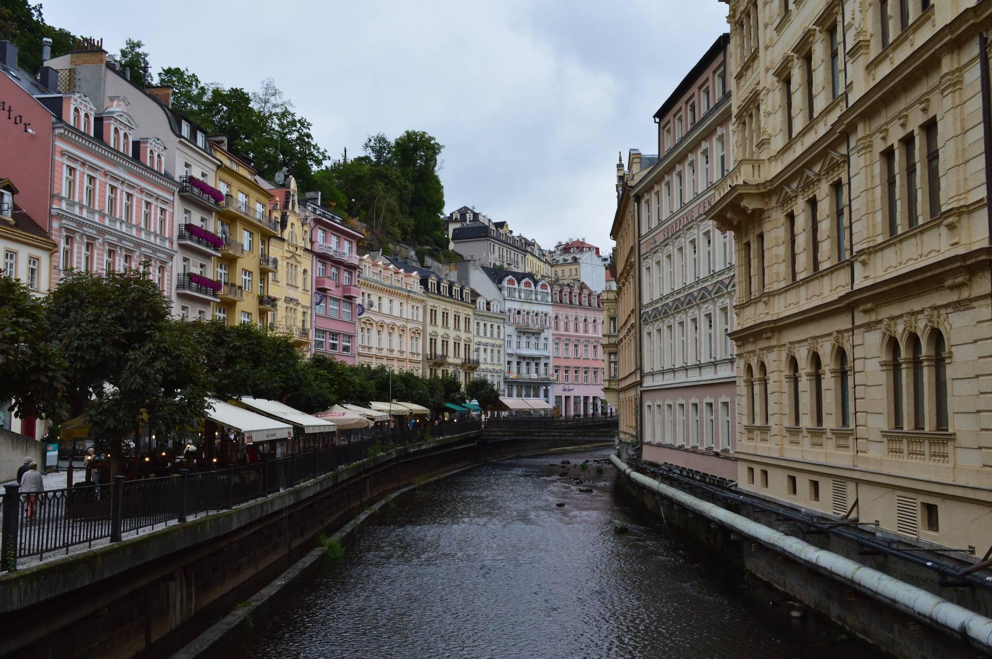 Прага – карловы вары: как добраться туристу? 6 разных способов