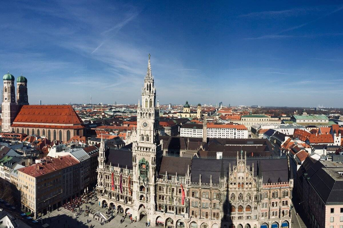 Новая ратуша, мюнхен (германия): история, фото, как добраться, адрес на карте и время работы в 2021