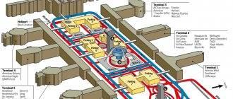 Аэропорт лос-анджелеса: описание, расположение, маршруты на карте