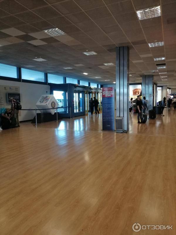 Аэропорты сицилии: в какой лучше прилетать | поездка по сицилии и таормине