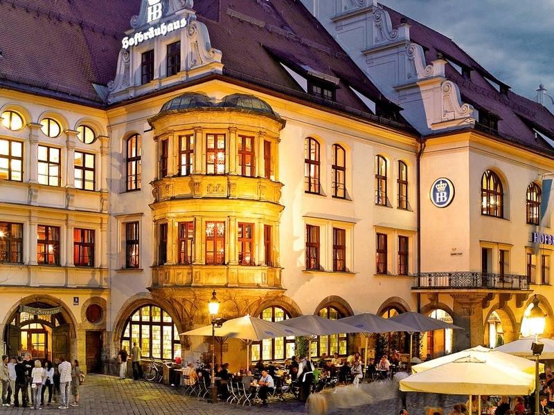 Где поесть в мюнхене?
