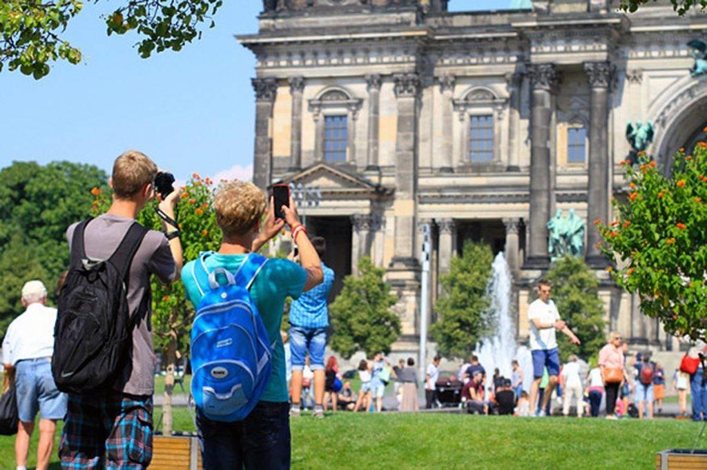Что посмотреть в берлине за 3 дня самостоятельно - маршрут, фото, описание, карта