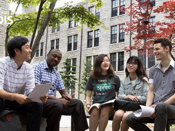 Университет Коре: Хогвартс в Сеуле