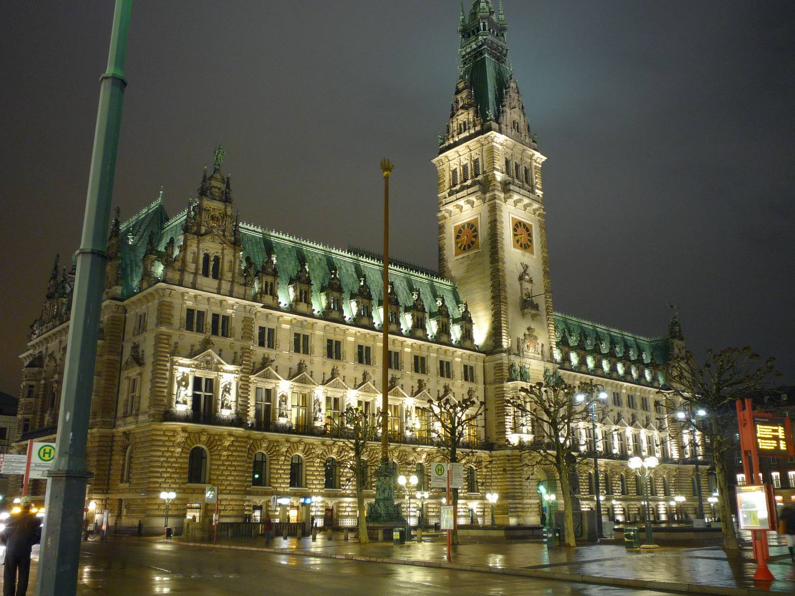 Германия - что посмотреть в гамбурге   budgettravel.by