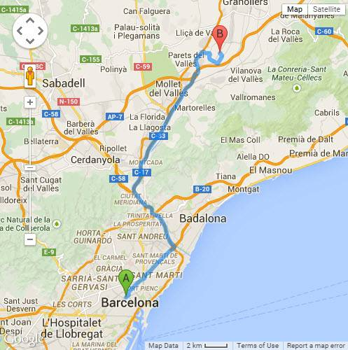 Путешествие на машине в салоу, испания - советы путешественникам про парковки, кемпинги и платные дороги
