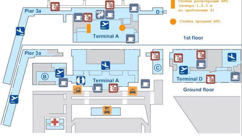 Как добраться в центр берлина из аэропорта шёнефельд