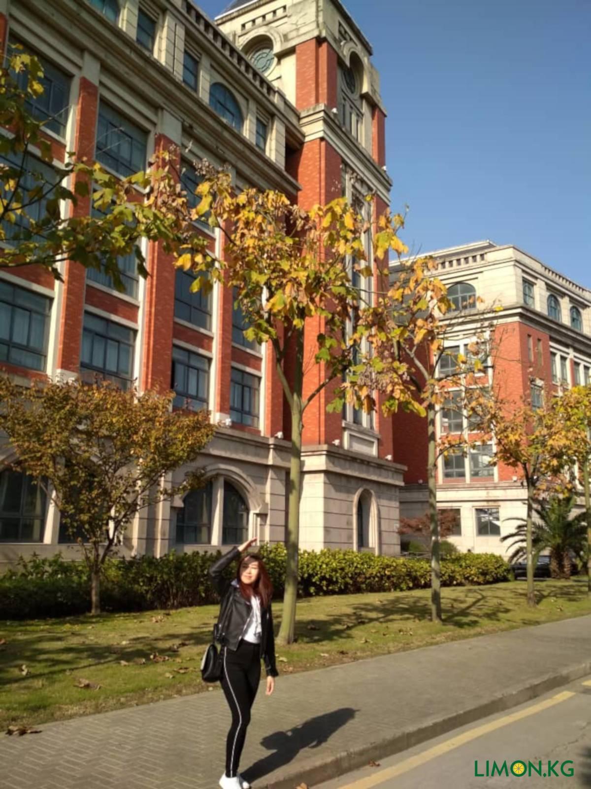 Шанхайский университет иностранных языков
