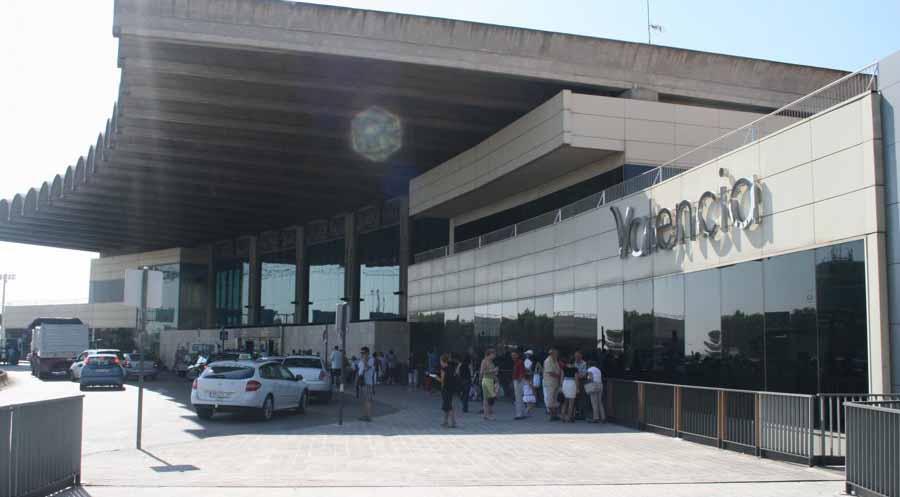 Международный аэропорт валенсии «манисес»